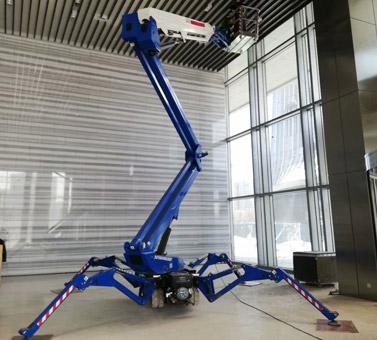 26米蜘蛛车
