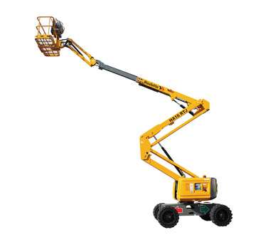HA16RTJ   16米柴油曲臂