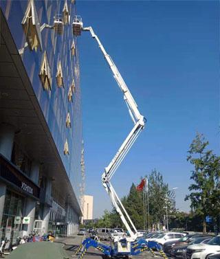 33米蜘蛛车