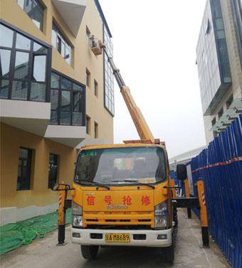 29米直臂式高空作业车
