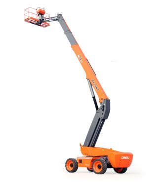 BT24RT  24米柴油直臂