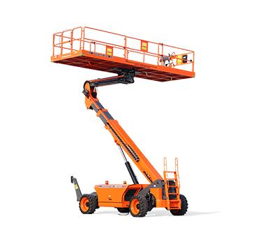 GTBZ16SU自行走直臂桥式高空作业平台